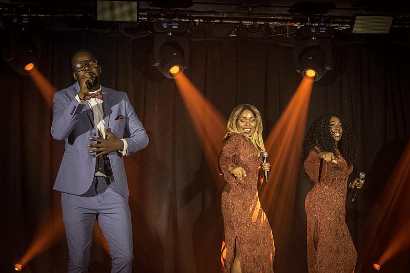 Motown Gold Frontline