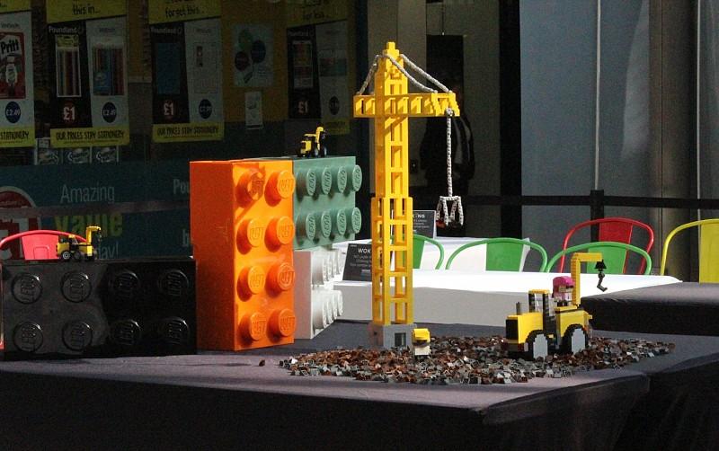 Brick Galleria event