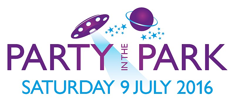 Party in the park 2016 logo
