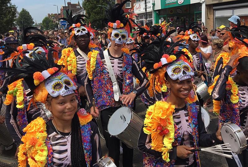 UDM Samba band