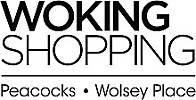 Woking Shopping - Celebrate Woking headline sponsor