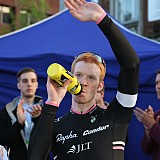 Ed Clancy in woking