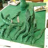 Moulding process