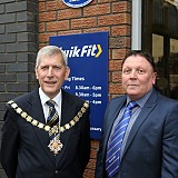 Garry Chapman - Southern Division Operations Kwik Fit